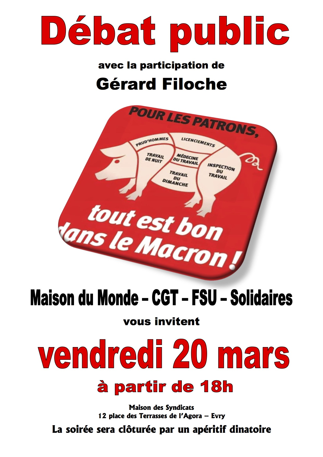 DEBAT PUBLIC 20mars15 Loi Macron